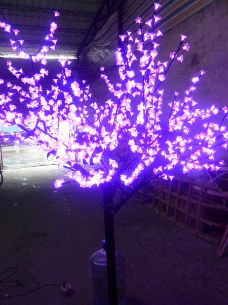 Cherry Blossom Tree at Night Light Cherry Blossom Tree