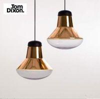 Wholesale hot sale new modern Tom Dixon Lighting copper Blow light pendant E27 V Dia mm H mm