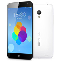Wholesale Original MeiZu MX3 Smart Phone Inch x1080P HD FHD Octa Core CPU GHz G RAM G ROM Flyme System PM Camera G WCDMA Free DHL