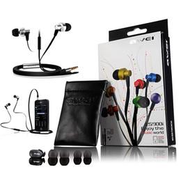 El bajo piso en Línea-Genuino Awei ES900i In-Ear auriculares Noodel Piso en Iphone 5 6 IPOD Samsung HTC Xiaomi, Clear Bass con micrófono Bluetooth para auriculares ipad