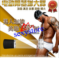Wholesale New Arrival speeds EVO brand Electric Vacuum tech Penis Pump Penis Enlargement Extender system Sex machine Sex products Sex toy for man