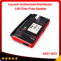 Wholesale 2014 Hot selling Professional auto diagnostic tool launch x431 gx3 with free update for lif time super scanner x gx3