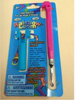 Wholesale Rainbow Loom DIY Bracelet Replacement Metal Hook with Mini Loom bands hook