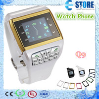 GSM850 Single Core No Smartphone Q9 Mobile Smart Watch Phone,2.0M Spy Camera,FM, Bluetooth,Touch Screen,MP3 MP4, Unlock Dual Sim Watch Phone,M