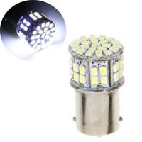 smd led car light car rear led lights - 1156 BA15S LEDs SMD LED Car Turn Lights Tail Lighting Car Auto Brake Stop Light Vehicle Rear Bulb Lamp White K751