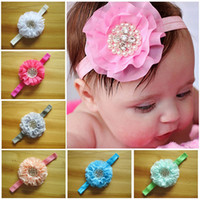 beautiful photography - New Fashion baby Headbands colors Beautiful Pearl Children s hair Accessories Girls Cute Photography Props