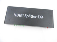 Wholesale Full HD1080p HDMI Splitter X4 With Power Adapter
