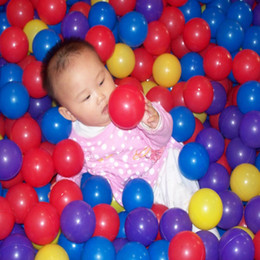 Wholesale Ocean Play Ball Pit Balls For Pool Pit Tent size cm send to SEM