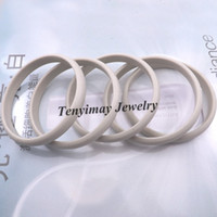 Wholesale Plastic Bangle Accessory For Thread Bangle DIY Twisted Bangle DIY Findings