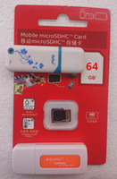 Wholesale All In One Card Reader With Free High Quality Real Capacity GB Micro sd Card TF Card Gift Stylus Sucker