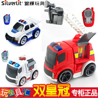 Airplanes Electric 2 Channel Silverlit Package II 2014 fire truck 81130 new special model of remote control toys for children