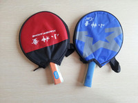Wholesale table tennis racket pingpong racket bat shakehand racket best price high quality free sipping