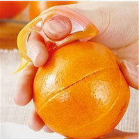 Stainless Steel Other Cooking Tools Plum Home convenience fruit leather good helper japanese style small mouse open orange device orange peel device barkery