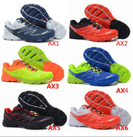 Wholesale 2014 New Salomon Contagrip S LAB SENSE ULTRA SG Men s Athletic Running shoes Zapatillas Hombre Tennis Solomon S LAB FootWear