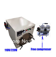 Cleanser Screen  High Pressure Autoclave OCA Adhesive Sticker LCD Bubble Remove Machine For Glass Refurbishment with Free Air Compressor