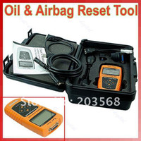 Wholesale New Vgate VS900 Oil Service Inspection Light Mileage Intervals Airbag Reset Tool