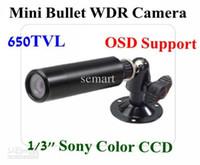 Cheap 3.7mm pinhole lens Mini HD Camera Best 1/3