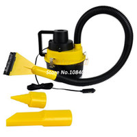 Vacuum Cleaner  New 8743# Hot Sell Portable Car Dust Cleaner Vacuum Cleaner Collector Inflator Air Compressor Wet&Dry Free Shipping 8743 b011