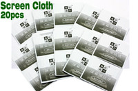 Wholesale NewYI Screen Cloths Wipes Cleaning paper with Sole professional formula NY SC01
