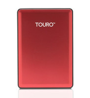 Wholesale TOURO TB usb3 mm thickness rpm mobile hard disk color Silver Grey Red Gold Free shippiing HD62045