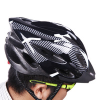 bicycle helmet pads - 2014 NEW Vents Ultralight Sports Men Mountain Road MTB Bicycle Helmet with Lining Pad Cycling Helmets Adult H11003