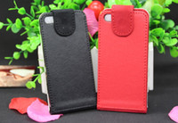 Wholesale 5G Leather DIY sublimation blanks case with magnet and Card slot for S G S2 S3 S4