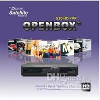 Cheap Wholesale - OpenBox S10 HD PVR Set Top Digital Satelliate Receiver Open Box DVB Free shipping 2pcs lots corolla