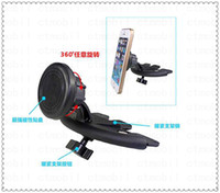Wholesale Car CD Slot Mount For Smartphones Cradle less Universal cell phone holder with Quick snap technology magnetic cell phone mount