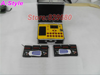 Wholesale 2014 new style cues Fireworks firing system Electronic wireless security radio remote controlls Christmas New Year festive wedding