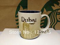 Bone China bone china - Starbucks ICON city series bone china coffee mug Dubai oz ml