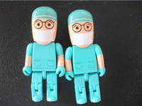 Wholesale Hot sale EXW price real capacity New Cool Doctor model GB USB Flash Memory Stick Flash pen Drive