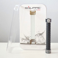 Hot Ehose mini square electronic handled hookah starbuzz min...