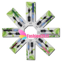 Cheap Colorful CE4 EGO KIT BLISTER PACK with 1.6ml 2.4OHM E Cig Atomizer,Electronic Cigarette 650mah 900MAH 1100MAH Battery DHL 000255