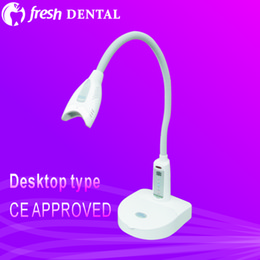 Wholesale NEW Teeth Whitening Machine whitening accerlator whitening lamp dental light for DENTAL DESKTOP Type