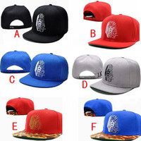 Wholesale S5Q Fashionable Snapback Hats Hip Hop Adjustable B boy Baseball Sports Cap AAABXH