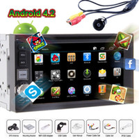 Cheap 2 DIN Android Car PC Best Universal In-Dash DVD Player 6.2 Inch android car DVD