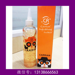 Wholesale CR Blood Orange Whitening Body Lotion membrane network selling cosmetics agent on behalf of a generation of fat