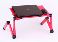 all laptops 1piece/Lot 480*260 and 420*260 Free Shipping Foldable Laminating Laptop Desk Notebook Table Portable Computer Stand Folding Drawing Board Stand Laptop Table