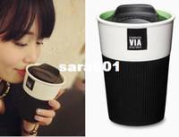 bone china - starbucks via mug classic quality ceramic coffee mug convenient travel cup car mug good gift