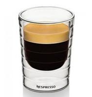 al por mayor vidrio soplado doble al por mayor-Mayorista-soplado a mano,de doble pared de vidrio Nespresso Citiz Lungo Taza de Café tazas(150 ml),juego de 2,vaso,Termo de Vidrio