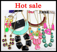 Wholesale Europe Style Necklaces Bracelets Earrings Rings Multi styles Fashion Jewelry g hot sale