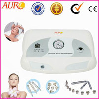 Wholesale promotion diamond dermabrasion peeling facial beauty machine facial spa equipment for both salon and home use AU
