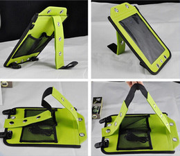 Wholesale Portable Emergency High power w moible phone folded solar charger USB Battery Charger backpacks for camping travel festivals Outdoor