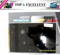 Wholesale Original new quot CLAA070WP03 XG LCD display panel digitizer for Ainol NOVO novo7 Venus Quad Core IPS Panel LCD Screen