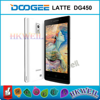 DOOGEE LATTE DG450 Quad Core Cell Phone MTK6582 1G RAM 4G RO...