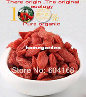 Wholesale Wuzhong Ningxia wolfberry origin organic certification KG top Goji Berries export grade quality