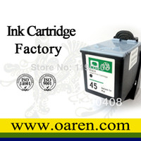 Cheap Free shipping! High Quality cartridge for Samsung M45 SF-360 for Samsung INK-M45 Remanufactured Inkjet Cartridge
