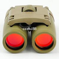 Wholesale Sakura LLL Night vision x Optical Zoom military Telescope Binoculars m m Green Camouflage NEW Can OEM