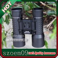 Wholesale Panda x40 Black Multi coated Folding Travelling Hunting Sport Super Clear Roof Prism Telescope Binocular