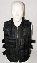 Wholesale NEW STYLE SWAT AIRSOFT TACTICAL HUNTING COMBAT VEST